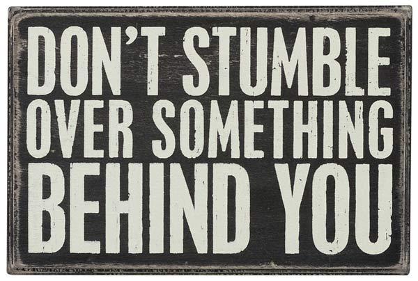 Dont-Stumble
